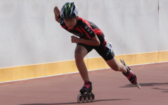省运会群众体育组轮滑赛落幕 选手尽显体育