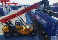 新开通国际货运铁路线