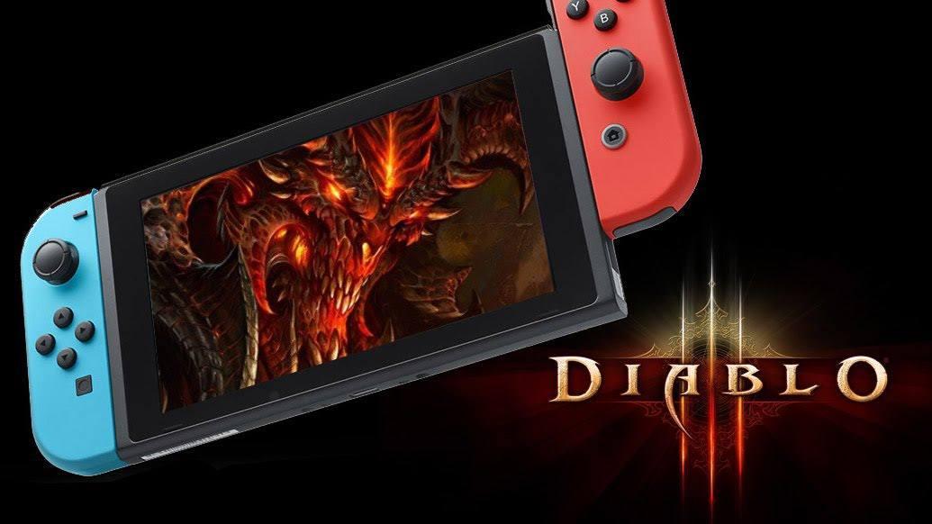 《暗黑破坏神3》或将在暴雪嘉年华第一天登陆NS平台