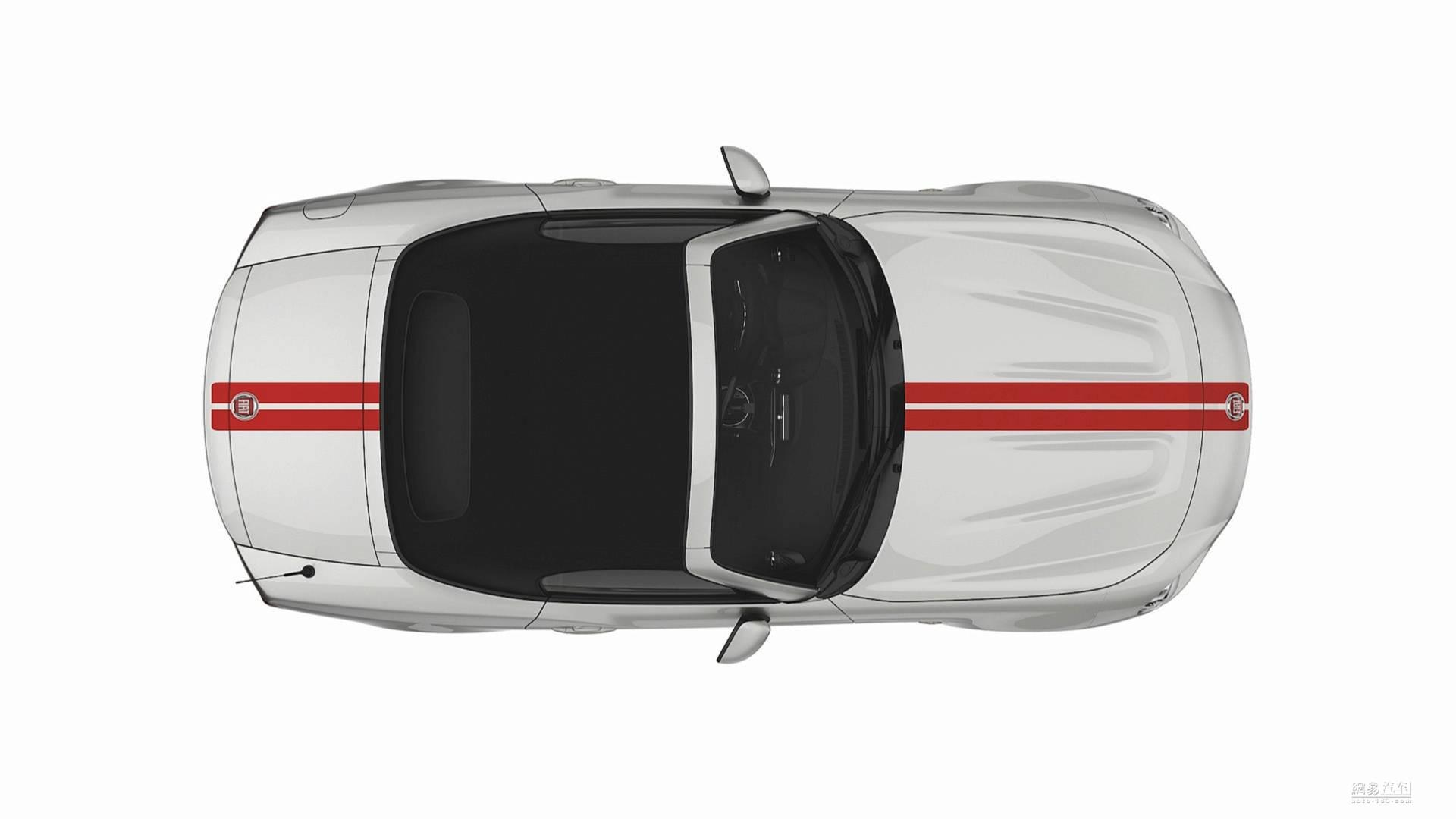 新款菲亚特124 Spider更响亮 但不快也不强