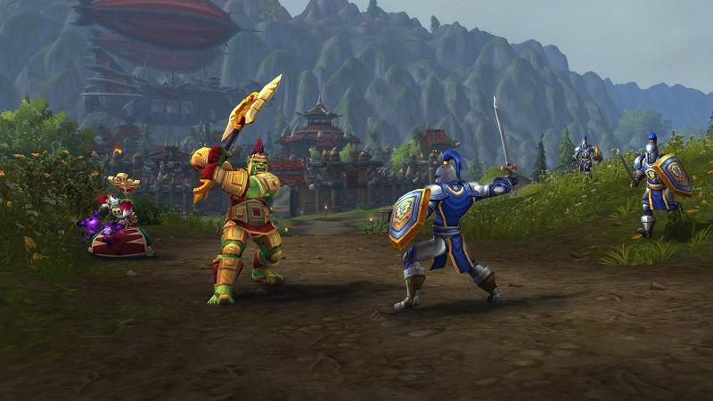 """《魔兽世界:争霸艾泽拉斯》战争前线开放 首个团队副本""""奥迪尔""""上线"""