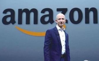 亚马逊市值破万亿美元 创始人贝索斯身家超盖茨