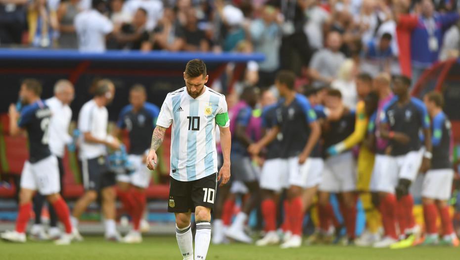 阿根廷为梅西暂时封存10号!新队长出炉 谁都猜不到