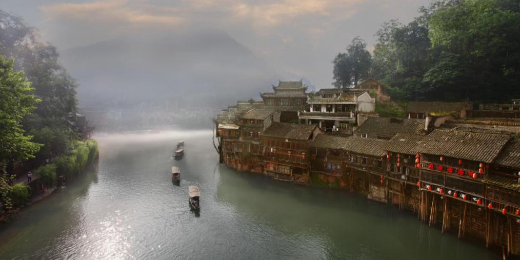 书读千遍不如一见 遇见中国最美小城凤凰古城