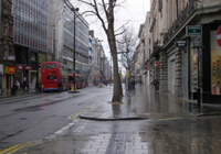 伦敦在九条街道试验:禁燃油车 未来或进一步推