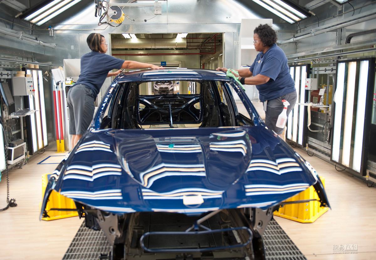 全新X5与X7诞生地 探访BMW斯帕坦堡工厂