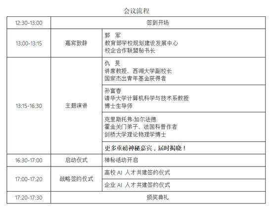 AI未来2018大会将于9月18日在北京举办