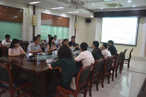 国家卫健委调研组到南昌市第一医院开展医疗技术临床应用