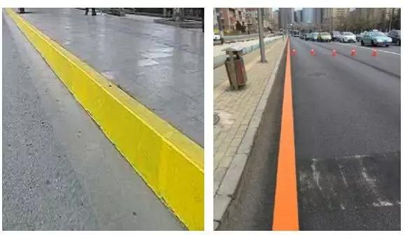 """开车遇到这种""""刷黄漆的路段""""千万别停车"""