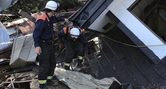 日本北海道地震损失惨重