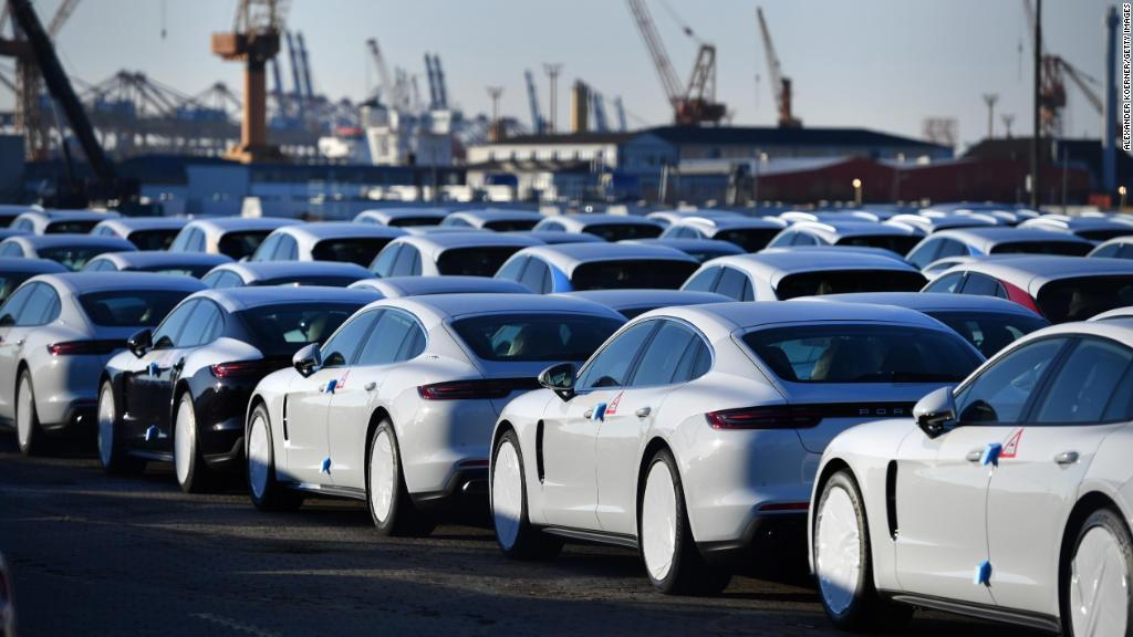 美召开关税对汽车业影响听证会 特朗普政策挨批