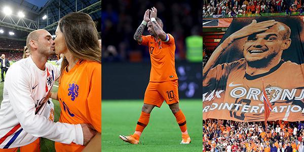 斯内德告别战德佩梅开二度 荷兰2-1秘鲁
