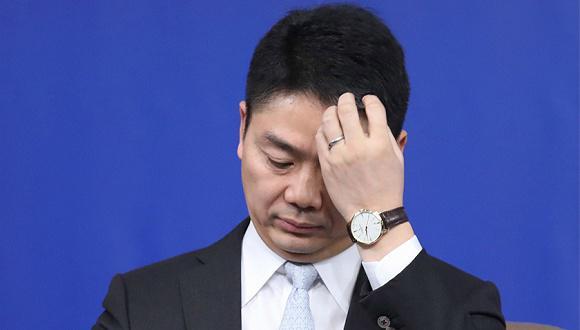 刘强东的劫:公众对企业好感不能靠一两个人的形象