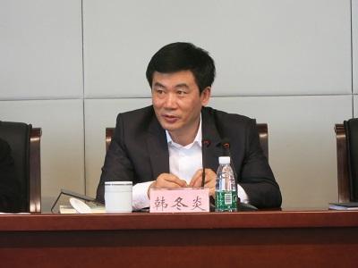 黑龙江省国资委原主任韩冬炎被双开:对抗组织审查