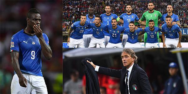 小基耶萨造点若日尼奥点射 意大利1-1波兰