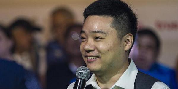 6红球世锦赛丁俊晖错失冠军 微笑示人心态好