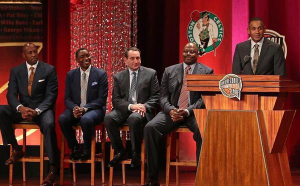 2018年篮球名人堂入选典礼