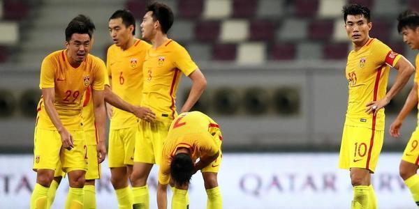 全场0射正门框2次救险 国足客场0-1卡塔尔