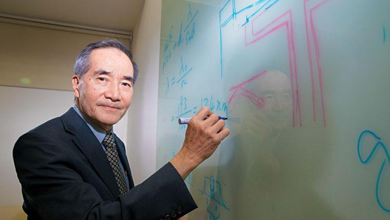 林本坚获2018未来科学大奖数学与计算机科学奖