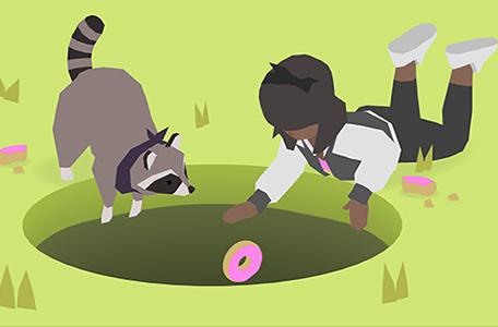 《甜甜圈小镇》——未出生就遭克隆的黑洞手游