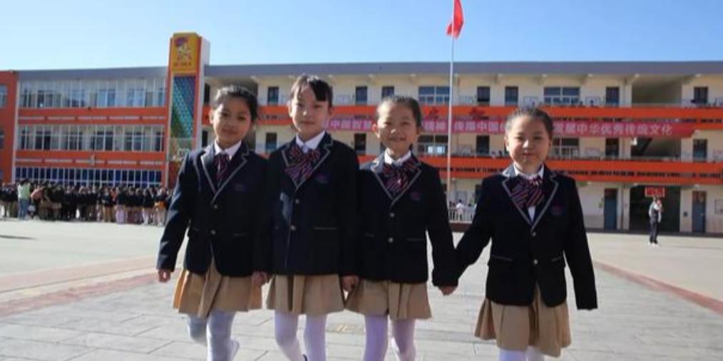 长治县出资900万为全县学生免费配发校服