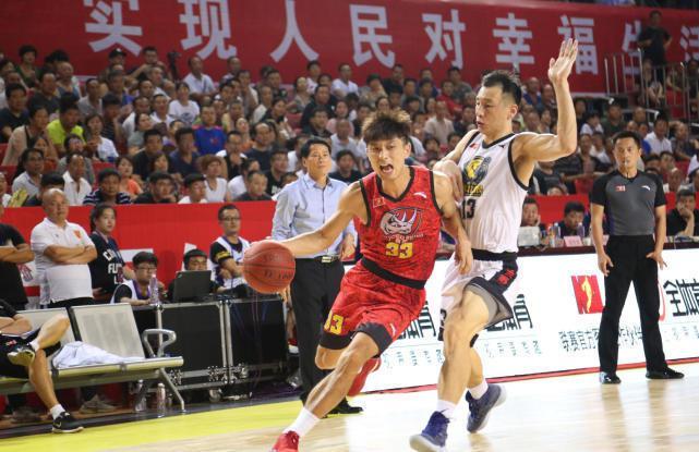 NBL半决赛:特洛伊50+14陕西胜广西 安徽负湖南