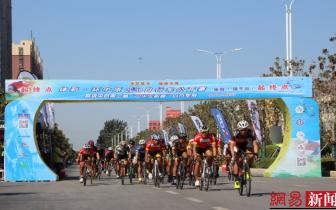 镇平自行车公路车赛成绩出炉 台湾同胞得冠军