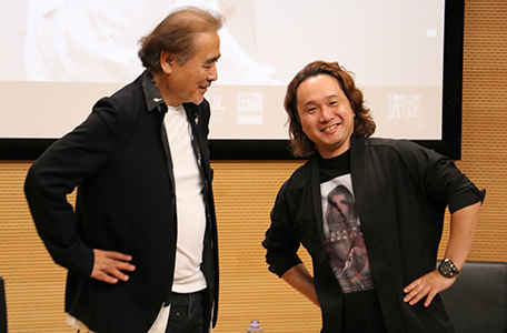 艺术与游戏 天野喜孝与新川洋司时隔20年再对谈实录