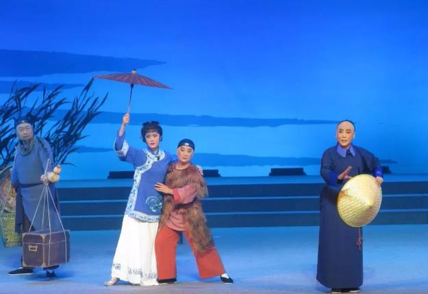 第十一届中国评剧艺术节在唐山隆重开幕