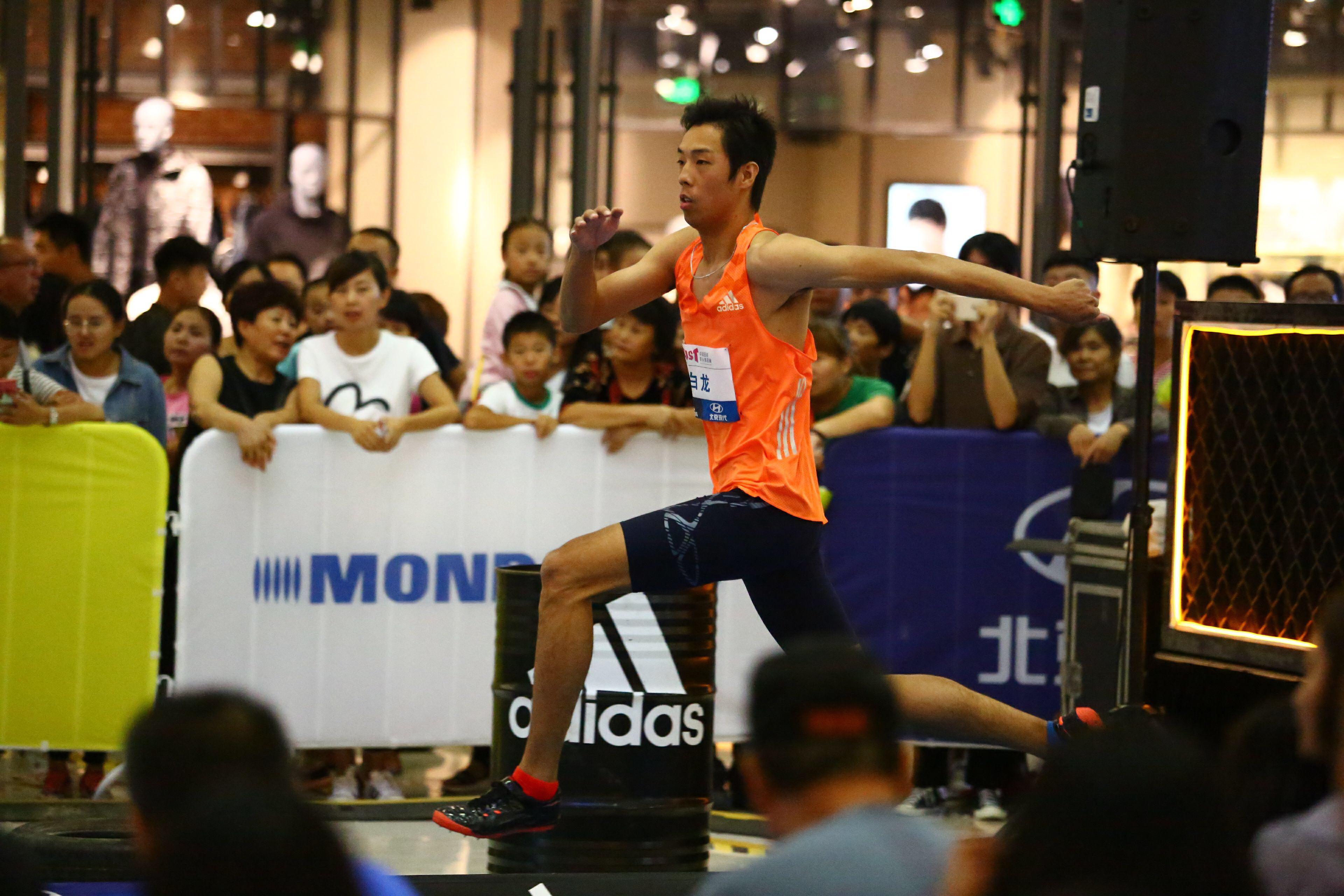 中国田径街头巡回赛决战泰山 白龙力压群雄夺冠