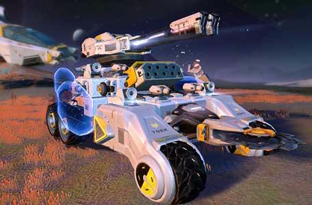 游戏违背奥运会价值观 沙盒竞技手游无限战车开启预约