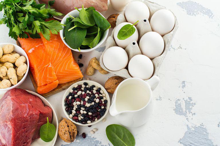 蛋白质怎么吃才合理? 根据体重平均分配