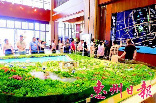 惠阳区整合资源优势 打造旅游品牌
