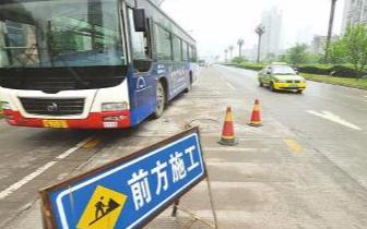 4条公交线路临时绕行 去动物园的线路增多