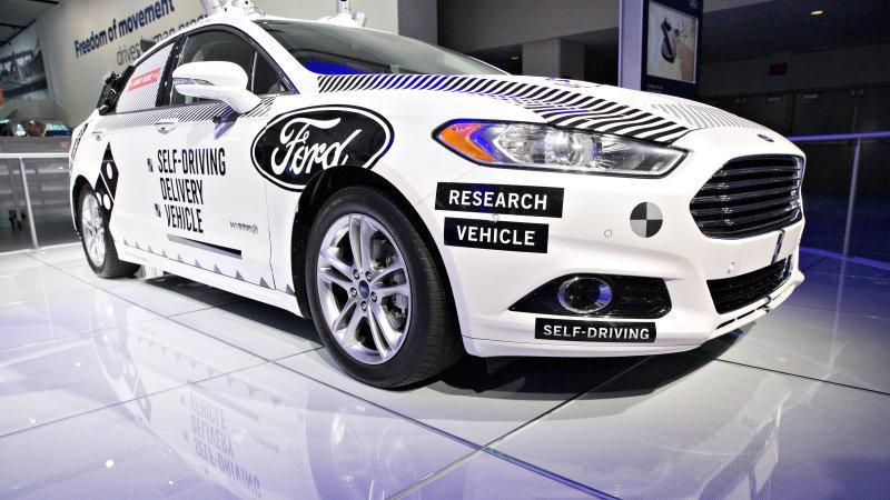 人工智能技术助力福特 2020年投产L4自动驾驶车