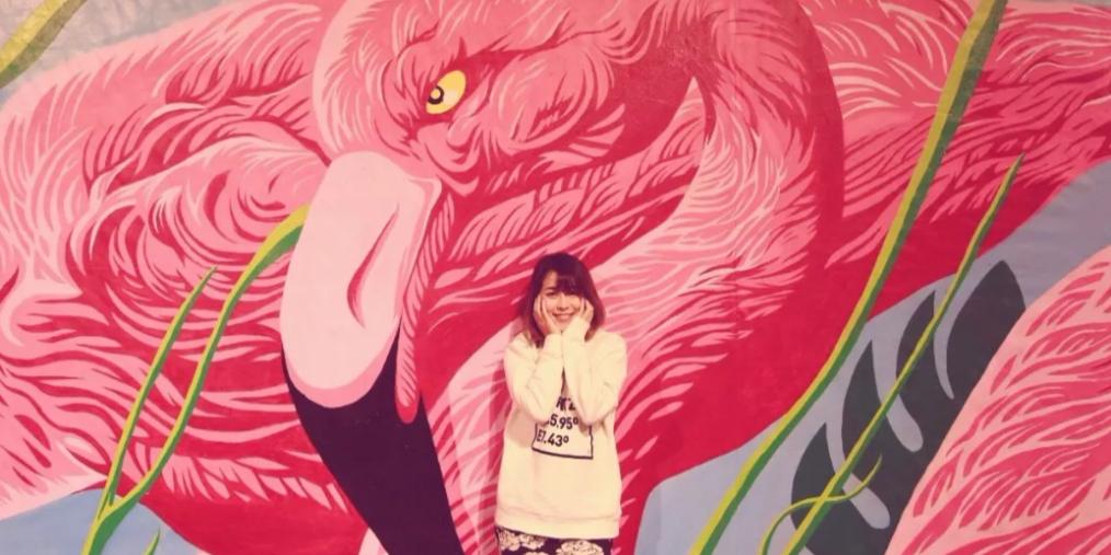 还有4天!!巨型粉色火烈鸟将空降桂林啦 太震撼!