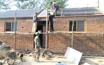 去年南丹投5623.4万元改造农村危房1792户