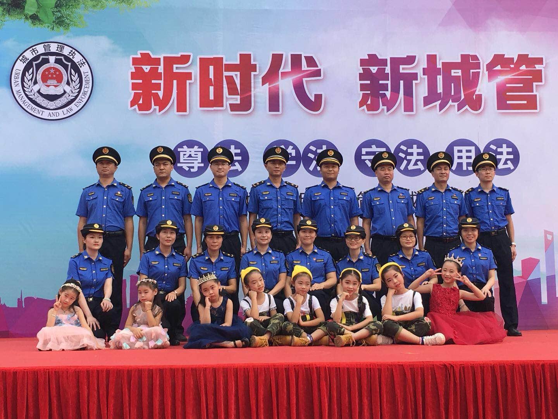 """惠州""""新时代 新城管""""普法宣传"""