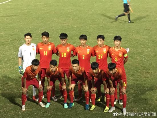 邀请赛-中国U14队0-1遭泰国金球绝杀 无缘进决赛
