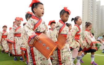 石家庄瀚林学校开学典礼:开启教育新时代 让世界因我
