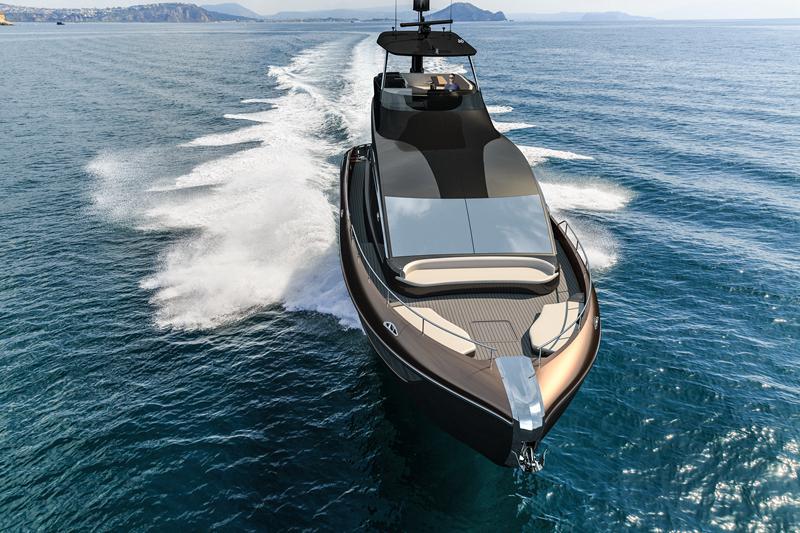 天价跑车还不够 这些豪车品牌都开始卖游艇了!