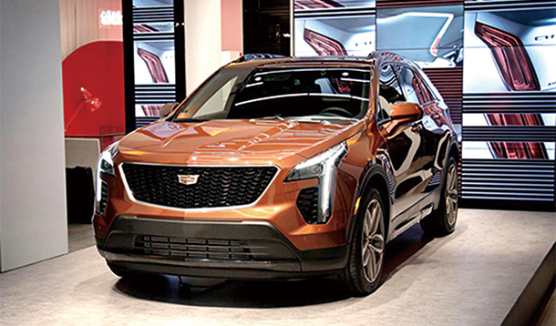 豪华SUV市场竞争白热化 凯迪拉克赶搭红利末班车