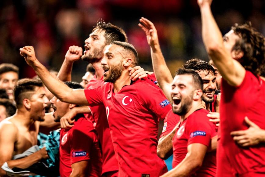 土耳其炸出超级替补!4分钟2神奇进球,从0