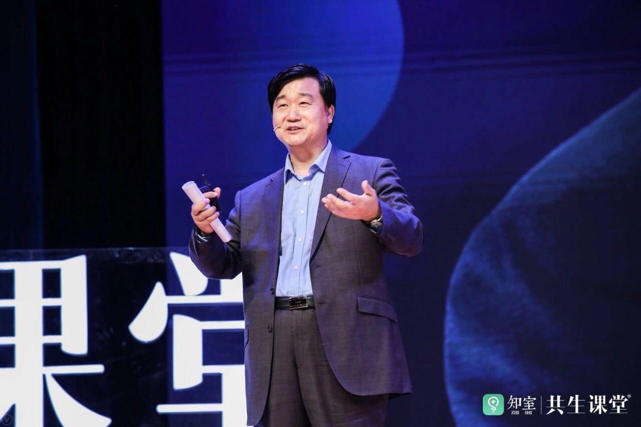 北京大学人文学部副主任李四龙