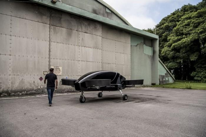英国推出首款飞行出租车:时速达80km 4年后服务