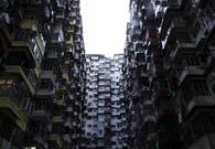 香港的蜗居生活