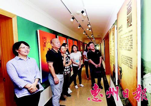 惠州纪检监察机关创新推进廉洁文化建设