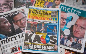 """""""中国可能干涉瑞典大选""""说法系恶意抹黑"""