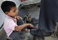 印度5岁童工