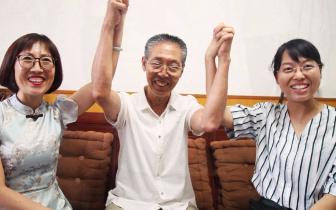 """薪火相传三代人,唐山师生三人为新时代""""点赞"""""""